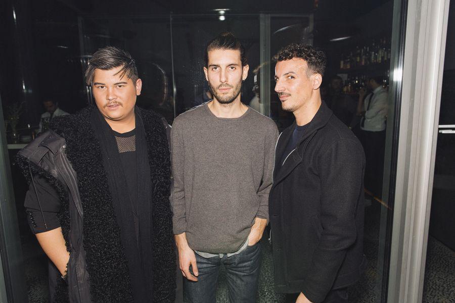 Greg Kohler, Huber Marot & Nicolas Ouchenir