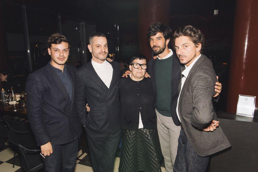 Hugo Matha, Sebastian Kaufman, Valery Demure, Fernando Jorge & Thomas Erber
