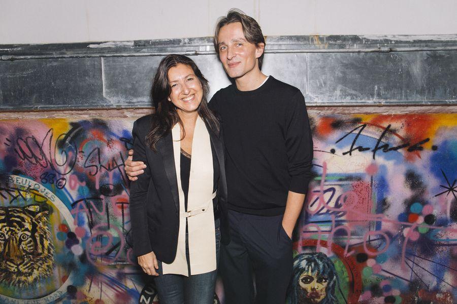 Isabelle Stanislas & Eric Chevallier
