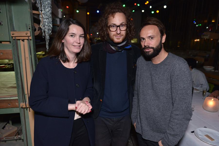 Gwen Pasco, Alexander Olch, Flavio Girolami