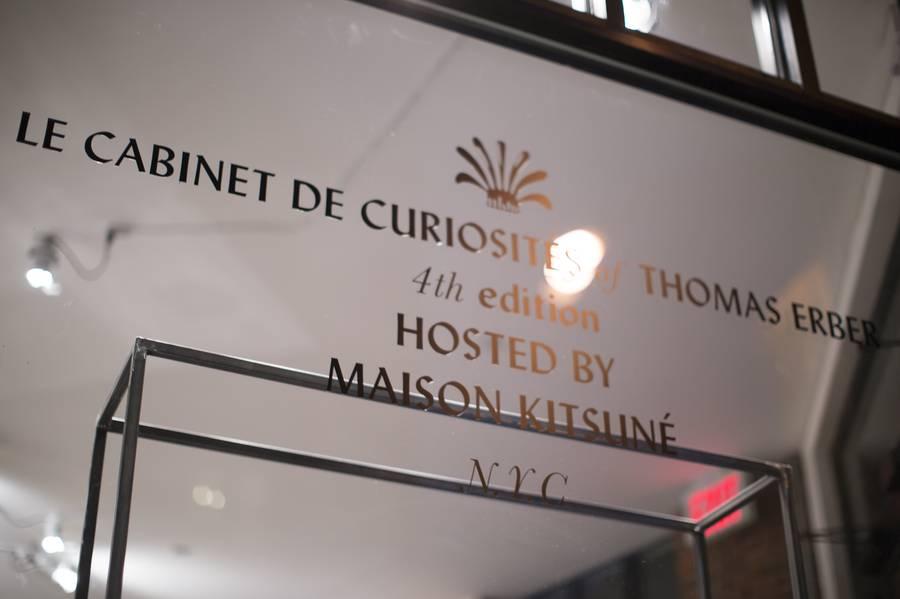 Exhibition le cabinet de curiosit s de thomas erber - Le cabinet de curiosites ...