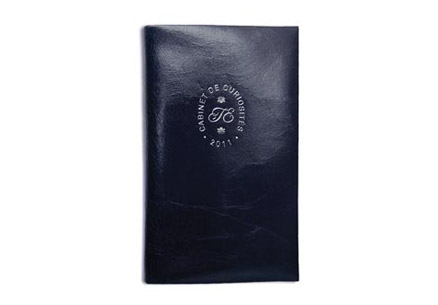 Leathersmith Notebook